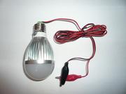 Светодиодная лампа 12 вольт