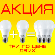 Светодиодное освещение Светодиодная лампа LED(ЛЕД) Eco-Svet